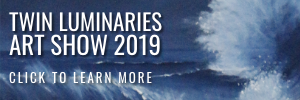 Twin Luminaries Art Show 2019 Web Banner v1